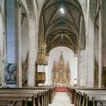 Pohľad na oltár